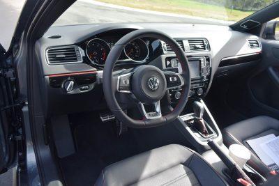 2017 VW Jetta GLI Interior 3