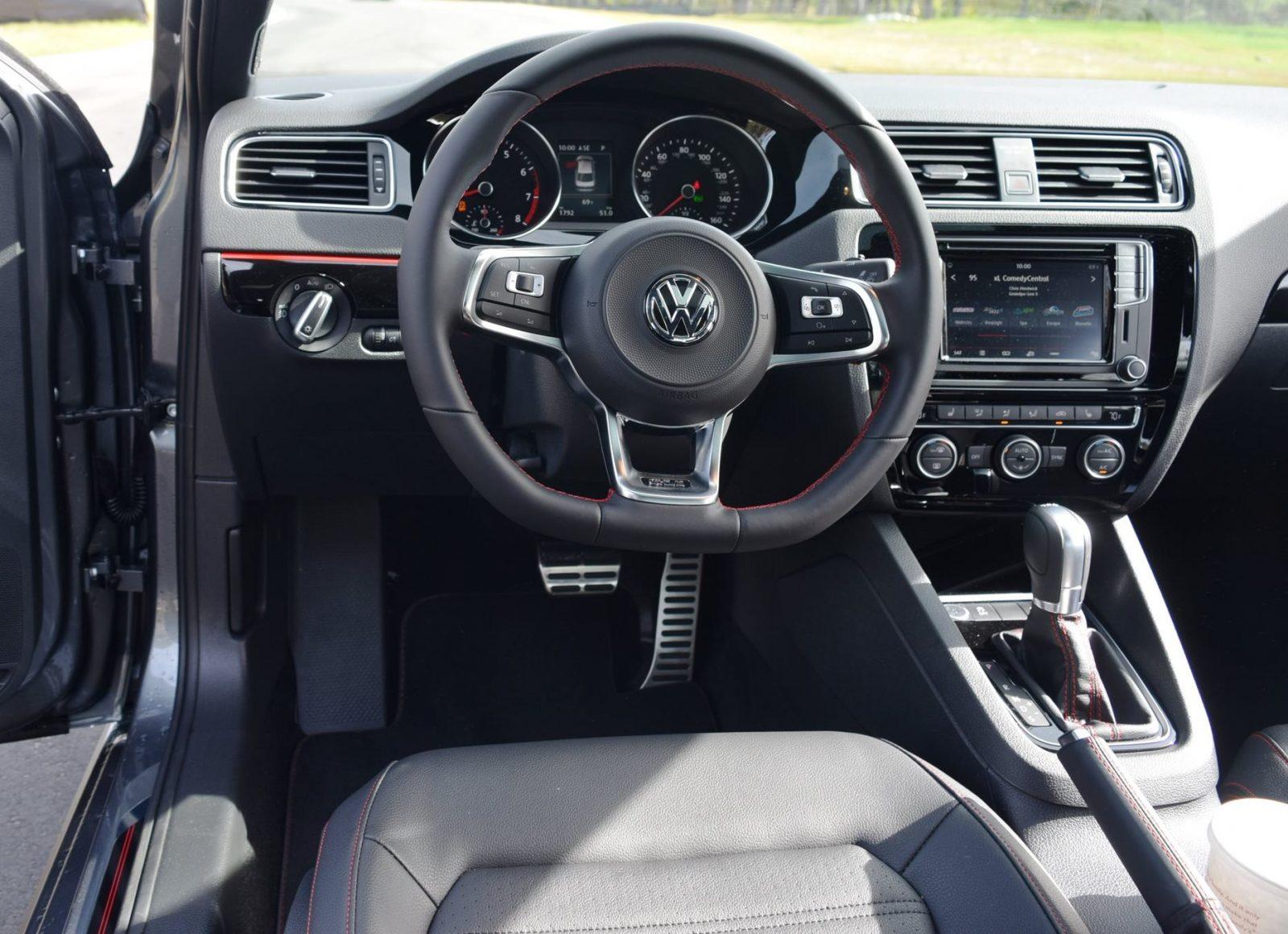 Home » 2017 VW Jetta GLI DSG Automatic U2013 HD Road Test Review » 2017 VW Jetta  GLI Interior 3