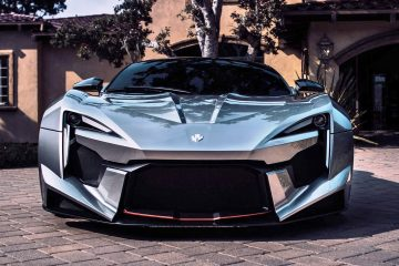 2017 W Motors FENYR SuperSport In Near-Production Form for Shanghai