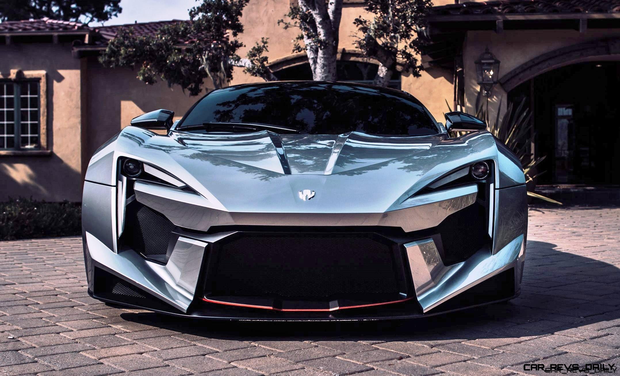 2017 w motors fenyr supersport in near production form for shanghai. Black Bedroom Furniture Sets. Home Design Ideas