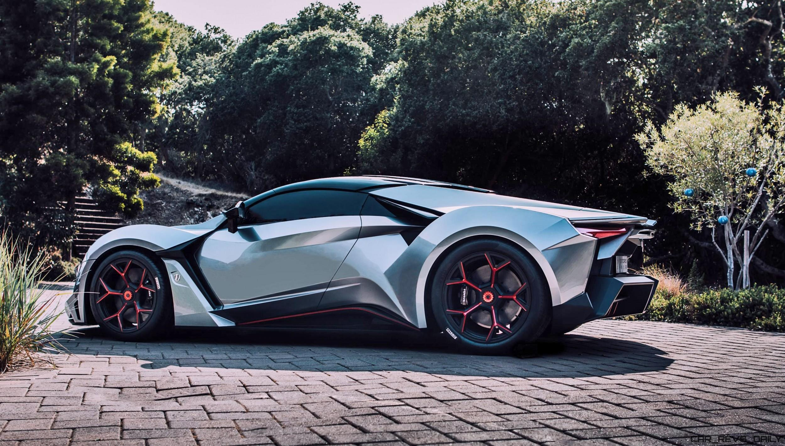 2017 W Motors Fenyr Supersport In Near Production Form For