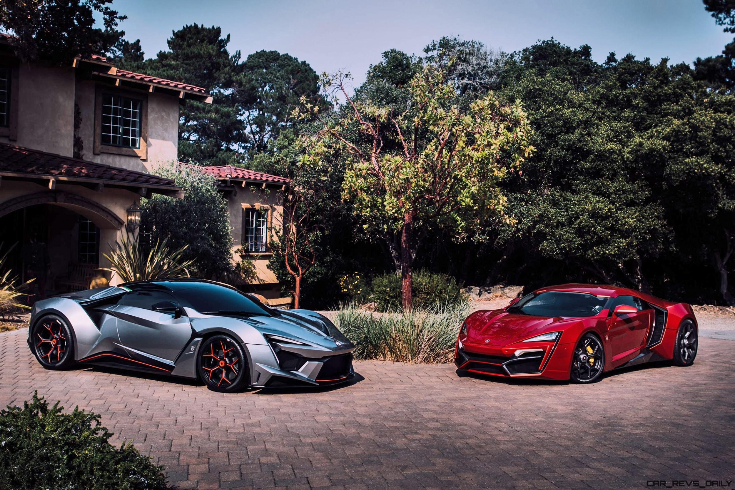 W Motors Fenyr >> 2017 W Motors FENYR SuperSport 3
