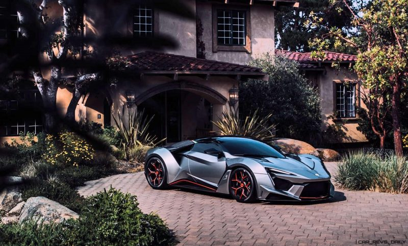 2017 W Motors FENYR SuperSport 8