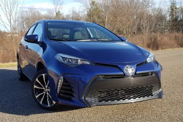 Road Test Review – 2017 Toyota Corolla XSE – By Carl Malek