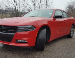Road Test Review: 2017 Dodge Charger SXT AWD – By Carl Malek