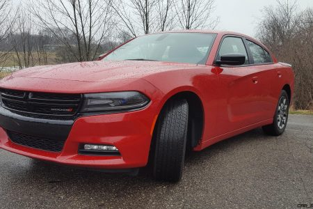 Road Test Review 2017 Dodge Charger Sxt Awd By Carl Malek