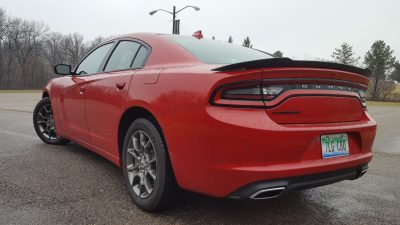 Road Test Review 2017 Dodge Charger Sxt Awd By Carl