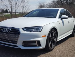 Road Test Review 2017 Audi A4 2.0 T quattro S tronic – By Carl Malek