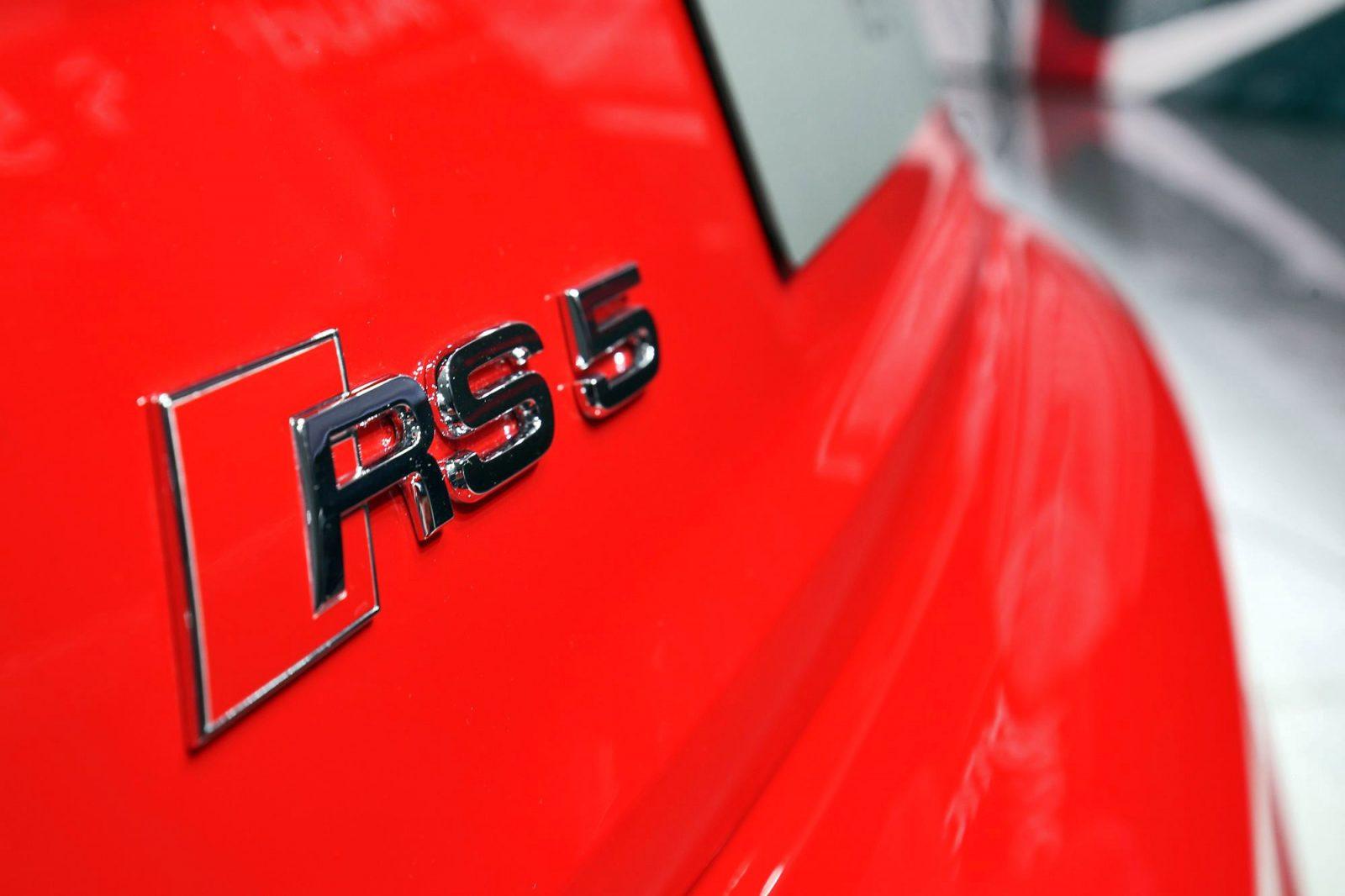 2018 Audi RS5 1