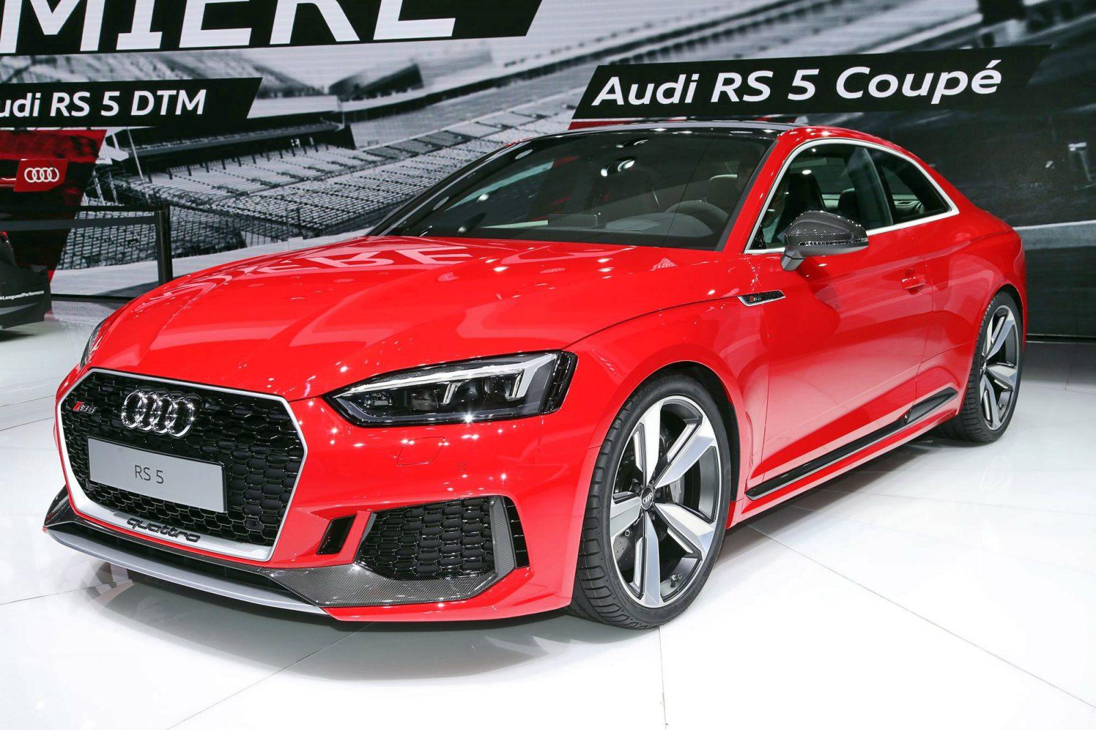 2018 Audi RS5 3