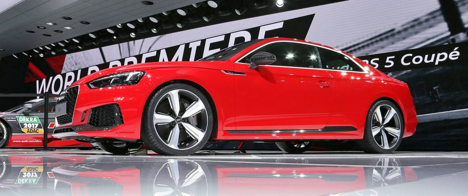 2018 Audi RS5 4