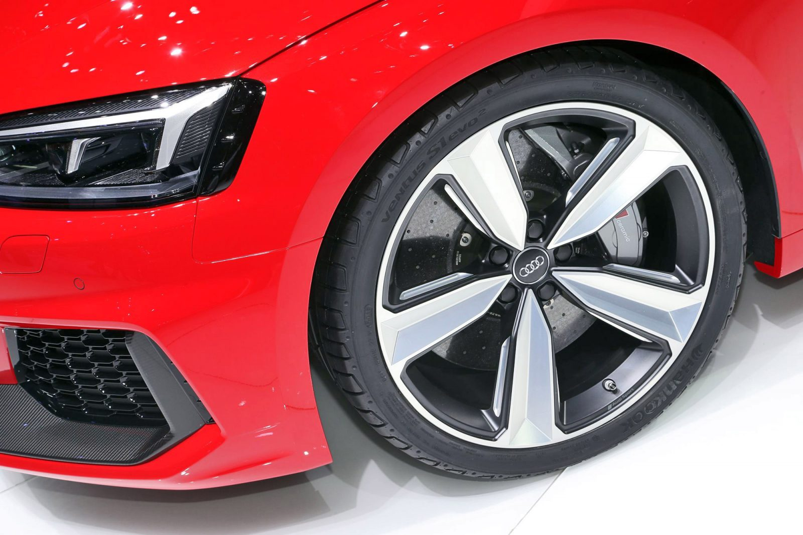 2018 Audi RS5 5