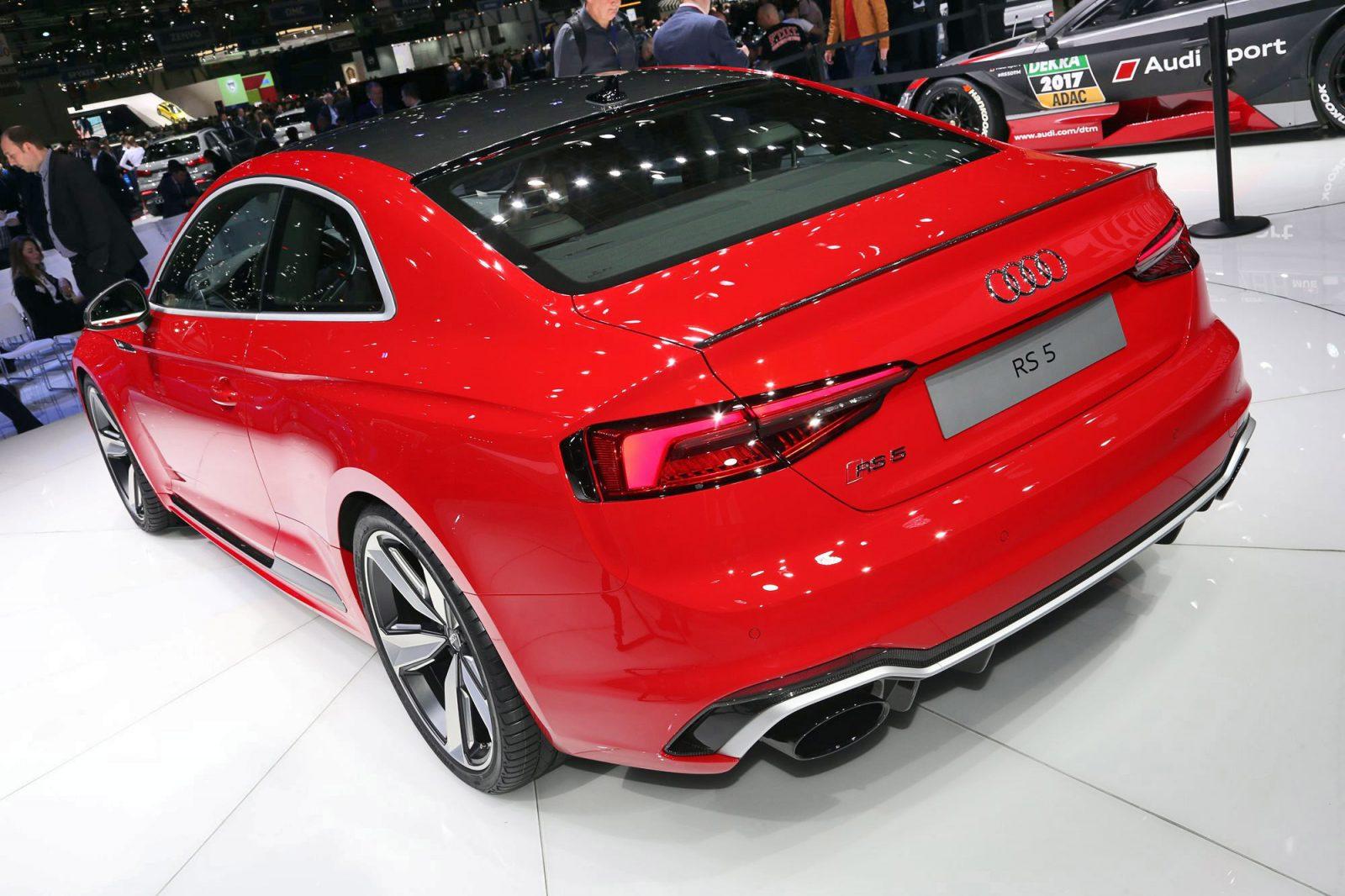 2018 Audi RS5 6