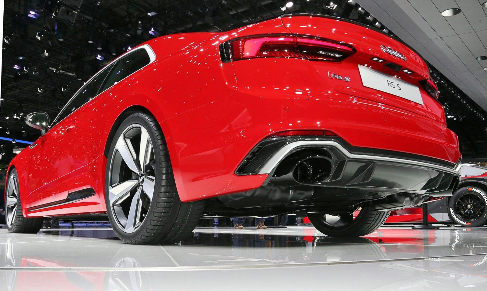 2018 Audi RS5 7