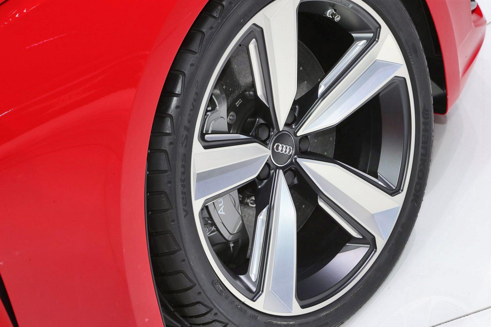 2018 Audi RS5 8