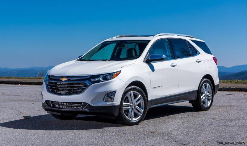 2018 Chevrolet EQUINOX 1