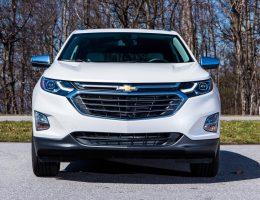 "2018 Chevrolet EQUINOX Premier – Road Test Review – By Ken ""Hawkeye"" Glassman"