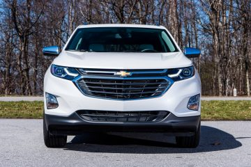 "2018 Chevrolet EQUINOX Premier – Road Test Review – By Ken ""Hawkeye"" Glassman"