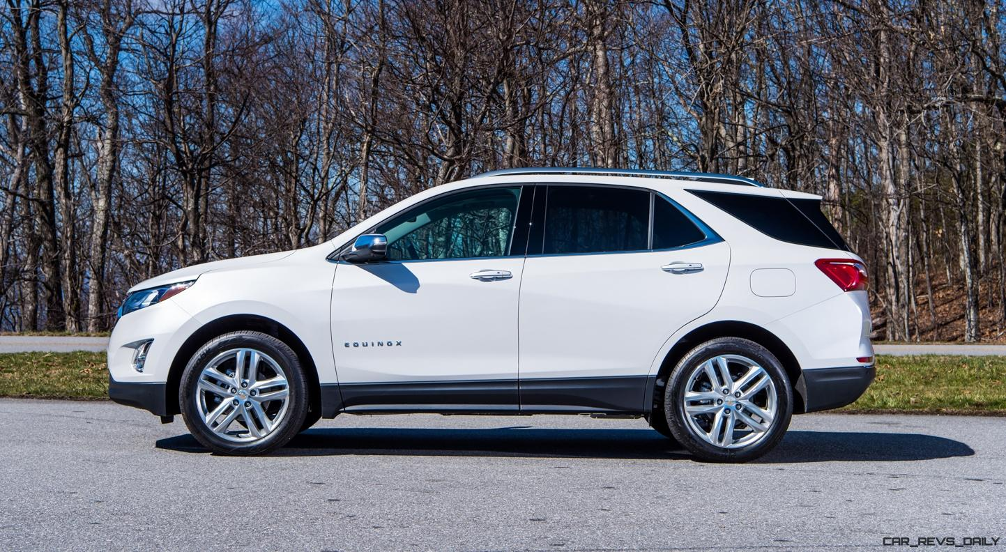 2018 Chevrolet Equinox Premier >> 2018 Chevrolet Equinox Premier Road Test Review By Ken
