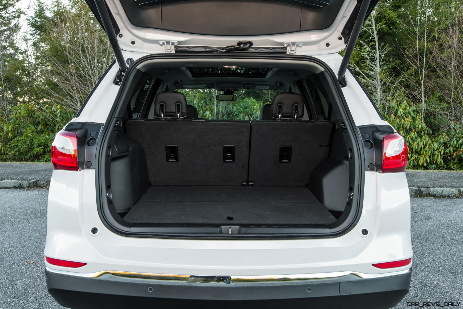 2018 chevrolet equinox premier road test review by ken hawkeye glassman. Black Bedroom Furniture Sets. Home Design Ideas
