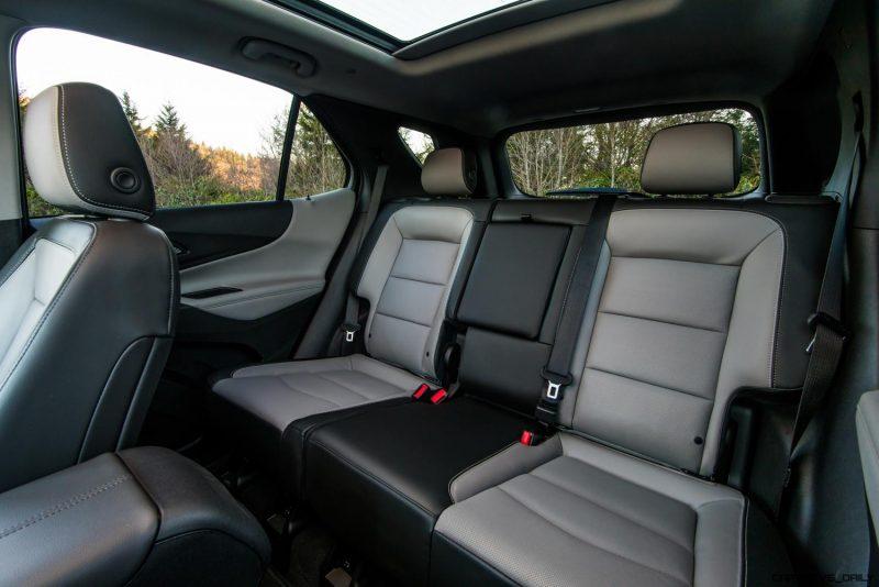 2018 Chevrolet Equinox Premier Road Test Review By Ken
