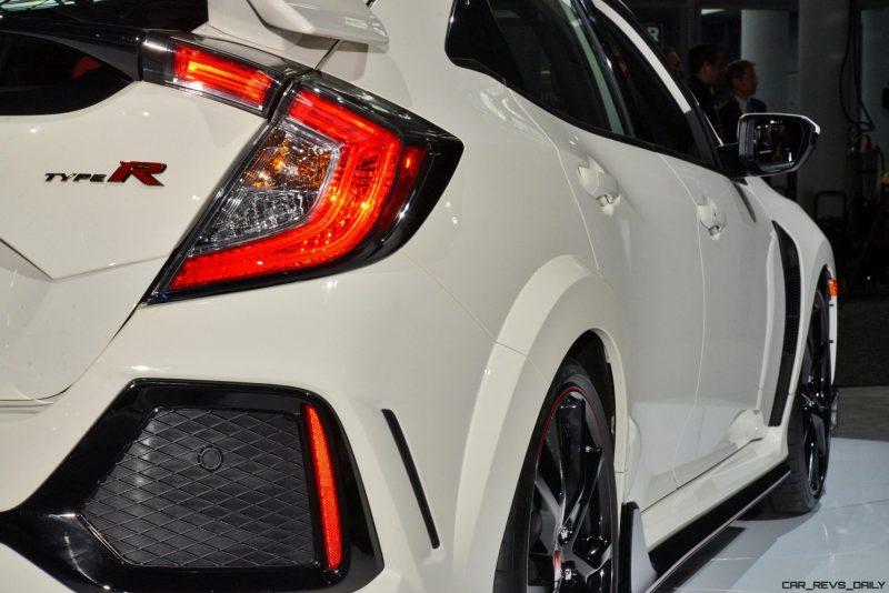 2018 Honda Civic Type R USA11 copy