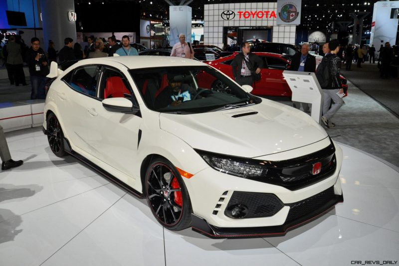 2018 Honda Civic Type R USA4 copy