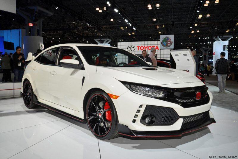 2018 Honda Civic Type R USA5 copy