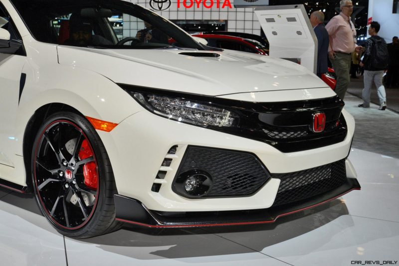2018 Honda Civic Type R USA6 copy