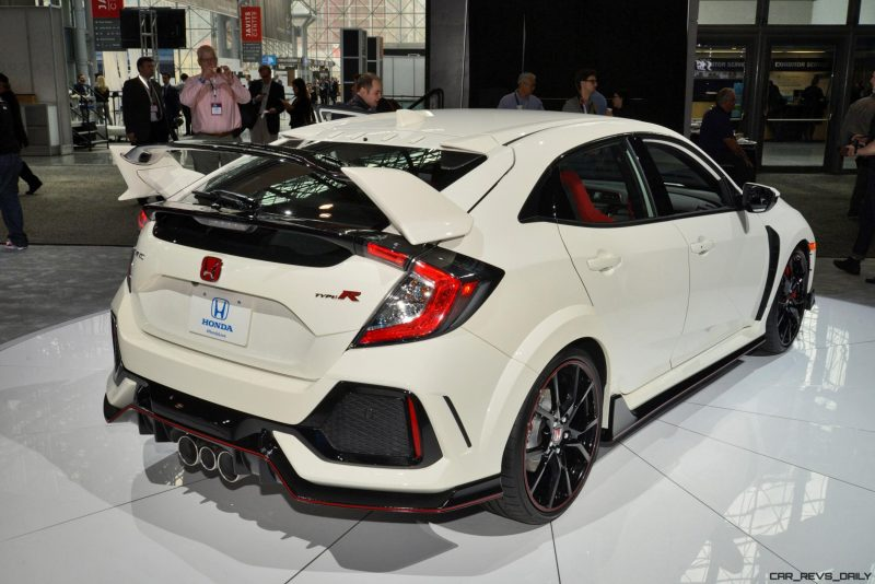 2018 Honda Civic Type R USA9 copy