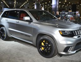 3.5s, 180MPH 2018 Jeep Grand Cherokee SRT TRACKHAWK – 25-Photo Debut w/ Video