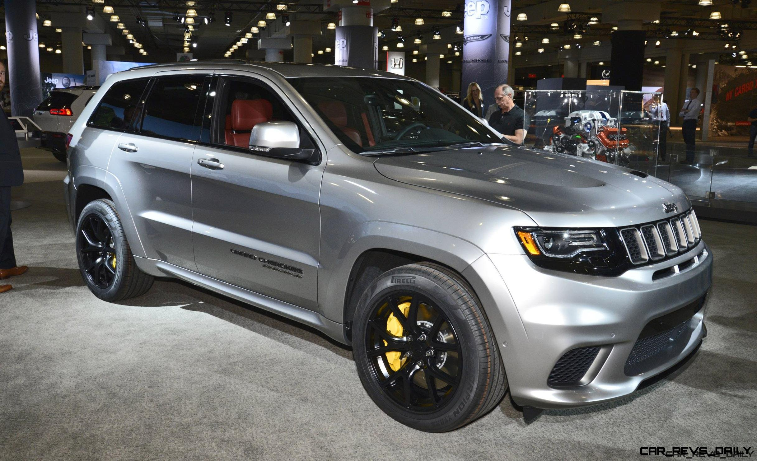 2018 Jeep SRT TrackHawk 1