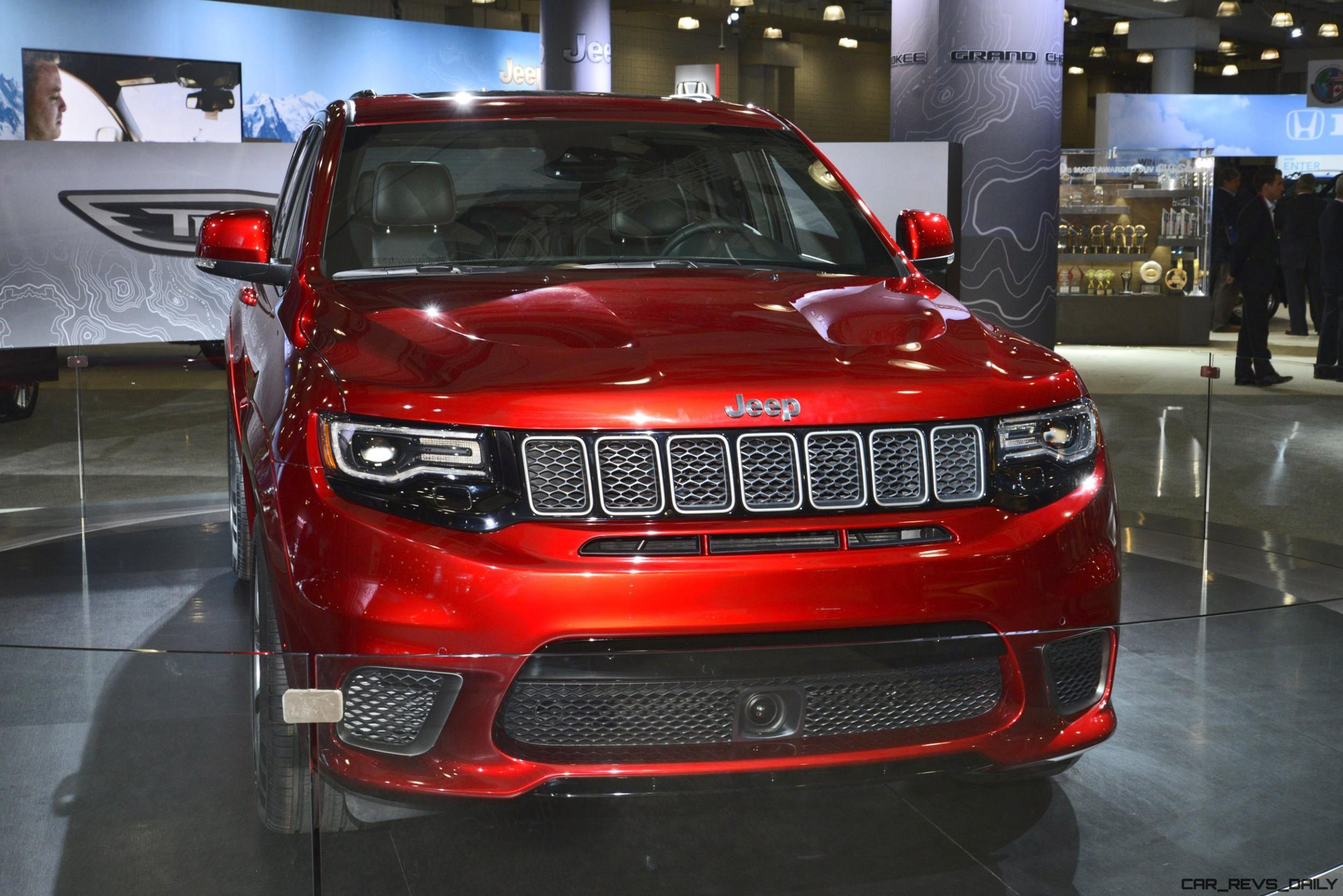 180mph 2018 jeep grand cherokee srt trackhawk 25. Black Bedroom Furniture Sets. Home Design Ideas