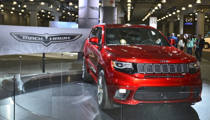 2018 Jeep SRT TrackHawk 15