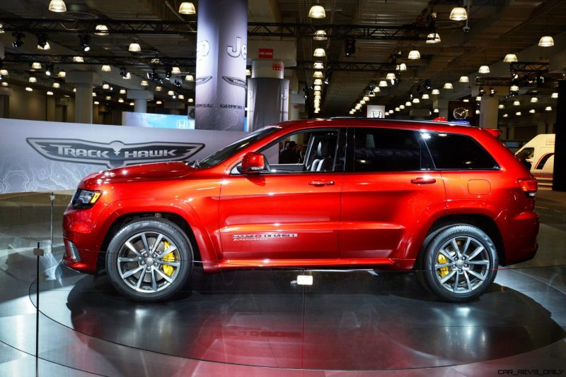 2018 Jeep SRT TrackHawk 19