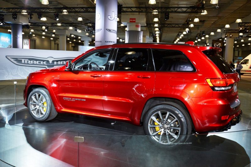 2018 Jeep SRT TrackHawk 22