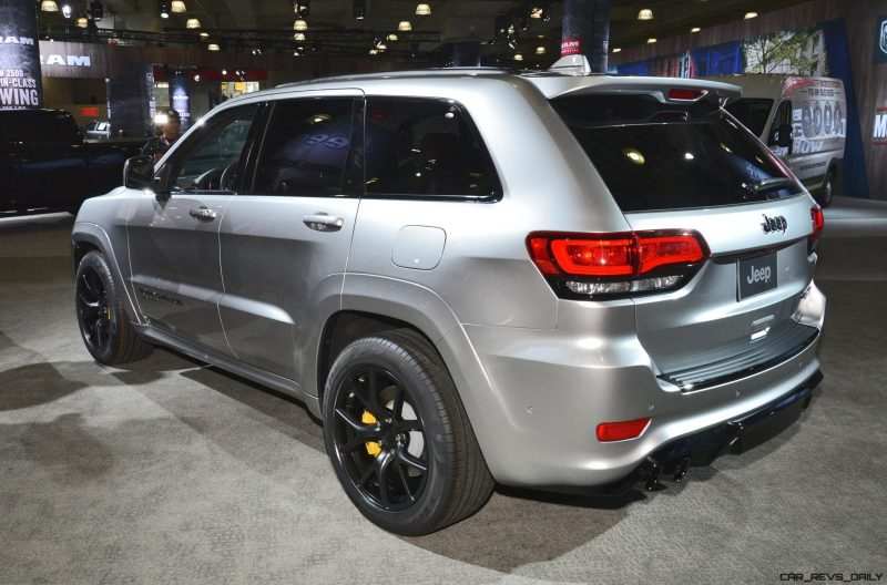 2018 Jeep SRT TrackHawk 6