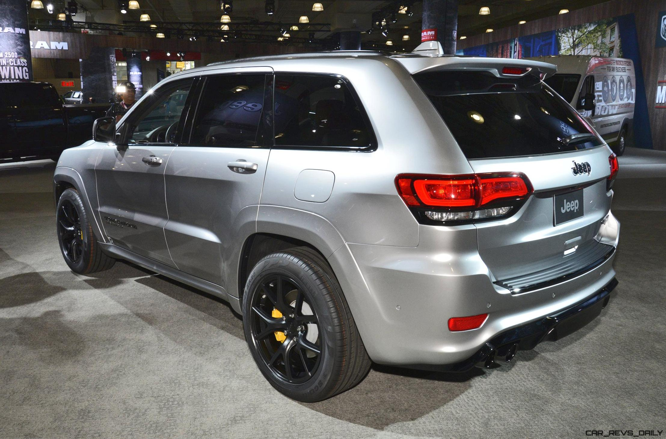 2018 jeep srt trackhawk 6. Black Bedroom Furniture Sets. Home Design Ideas