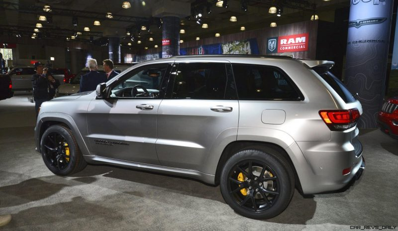 2018 Jeep SRT TrackHawk 7