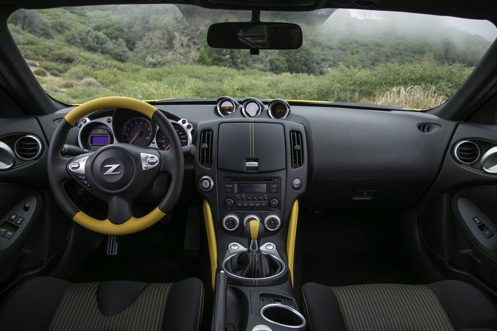 Nissan 370Z Heritage Edition 2018 debutará en el Auto Show de N