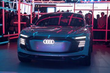Update1 – 2017 Audi e-Tron Sportback Concept – Previews Q5-Sized 2019 EV