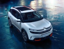 2018 Citroen C5 AIRCROSS On Sale Late Summer