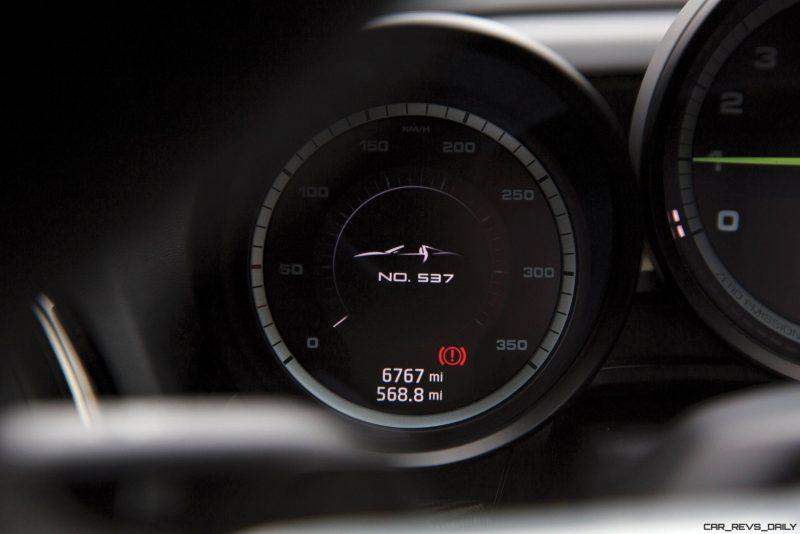 Arrow Blue Porsche 918 Spyder 13