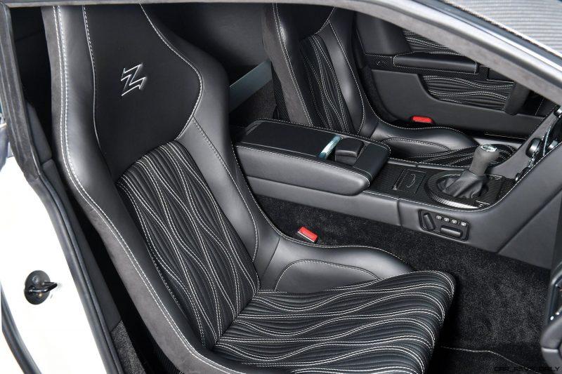 Aston Martin V12 Zagato White No Zero 13