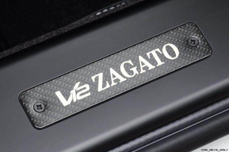 Aston Martin V12 Zagato White No Zero 19