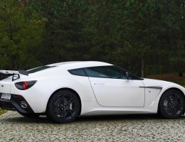 "RM Paris 2017 Highlight – 2012 Aston Martin V12 ZAGATO ""No Zero"""