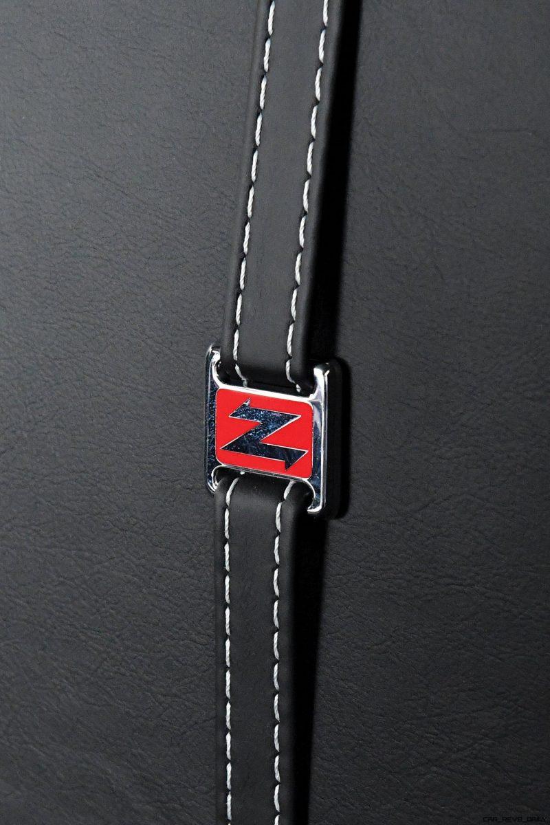 Aston Martin V12 Zagato White No Zero 23