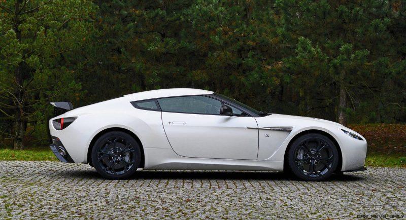 Aston Martin V12 Zagato White No Zero 4