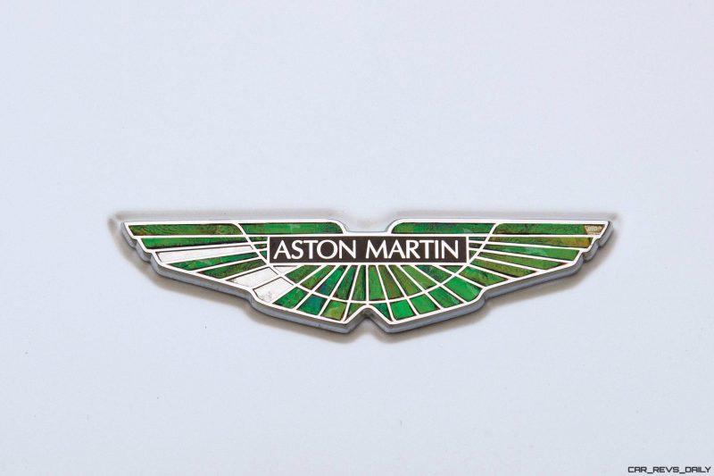 Aston Martin V12 Zagato White No Zero 5
