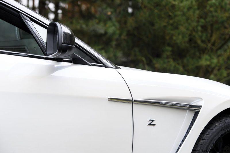 Aston Martin V12 Zagato White No Zero 6